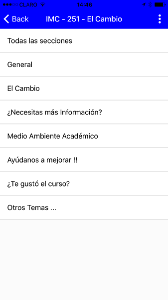 App   Universidad 1